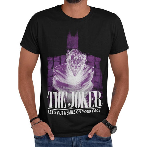 Batman | Joker Asylum Jacket T-Shirt