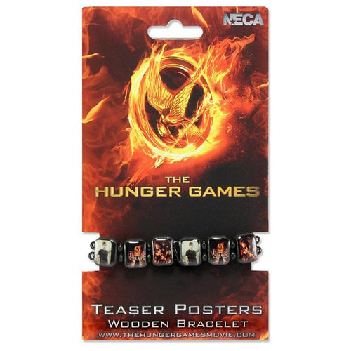 The Hunger Games: Girl On Fire | Teaser Poster Wooden Bracelet