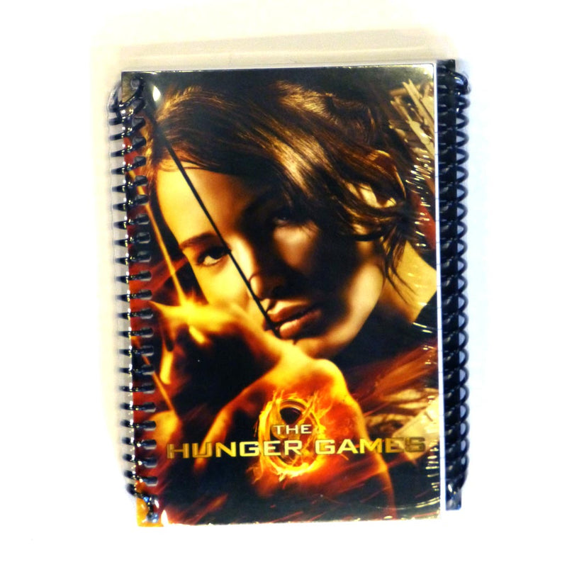 The Hunger Games: Girl On Fire | Katniss 2 Mini Notebooks Set Of 2