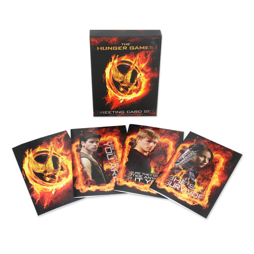 The Hunger Games: Girl On Fire | Greeting Card Set Of 20