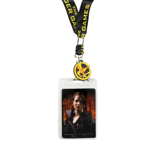 The Hunger Games: Girl On Fire | Katniss Lanyard