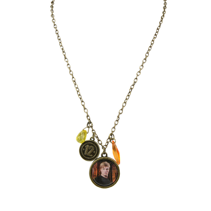 The Hunger Games: Girl On Fire | Peeta In District 12 Necklace