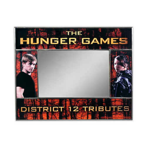 The Hunger Games: Girl On Fire | District 12 Tribute Mirror