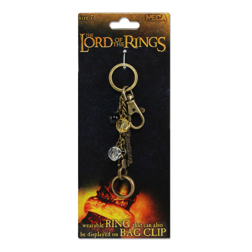 Buy Lord of the Rings (Ring Size 7) Bag Clip online at Loudshop.com