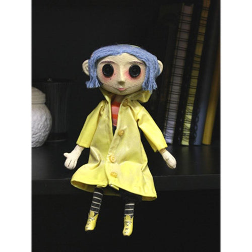 Coraline | Replica Doll 10 Inch Action Figure