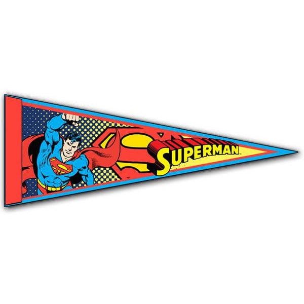 Buy DC Comics (Superman) Pennant online at Loudshop.com