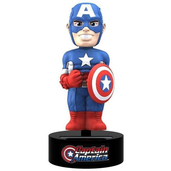 Marvel Comics | Captain America 6 Inch Body Knocker