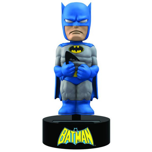 Batman | 6 Inch Solar Powered Body Knocker