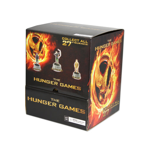 The Hunger Games: Girl On Fire | Collectable Figures Boxed Heroclix