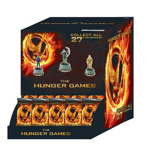 The Hunger Games: Girl On Fire | Collectable Figure Blister Packed Heroclix