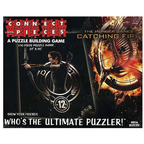 The Hunger Games: Catching Fire |Katniss Connect With Pieces Puzzle