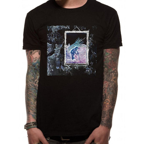 Buy Led Zeppelin (IV Album) T-shirt online at Loudshop.com