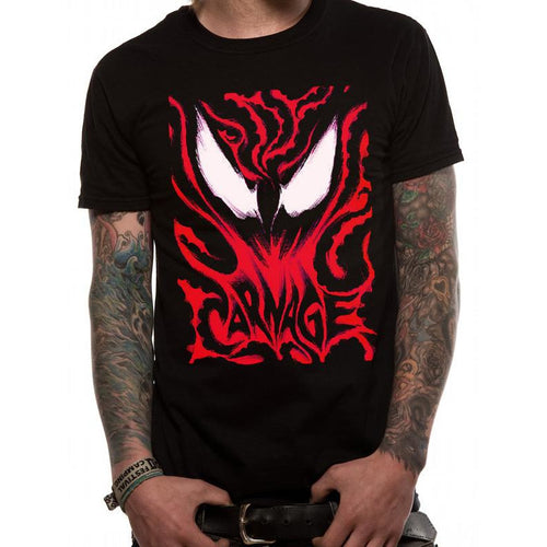Marvel Comics - Venom Carnage T-shirt
