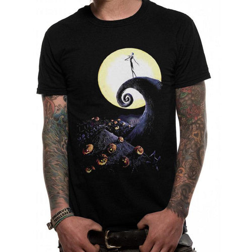 The Nightmare Before Christmas - Cemetery T-shirt