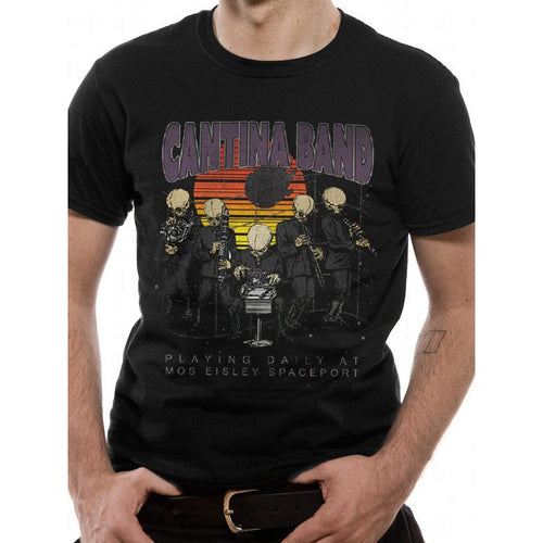 Star Wars - Cantina At Spaceport T-shirt
