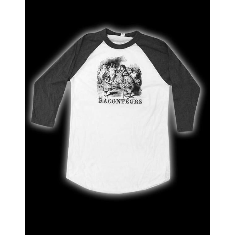 Buy The Raconteurs (Alice and Dodo) T-shirt online at Loudshop.com