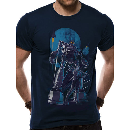 Ready Player One Iron Giant T-Shirt