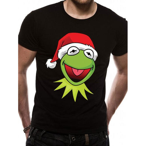 The Muppets | Kermit Christmas T-Shirt