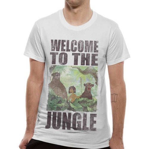 The Jungle Book | Welcome To The Jungle T-Shirt