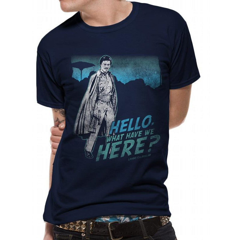 Star Wars - WHWH Lando T-shirt