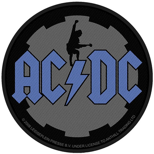 Buy AC/DC (Angus Cog) Standard Patch online at Loudshop.com