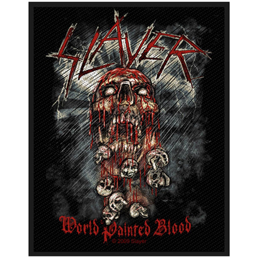 Slayer | World Painted Blood Standard Patch