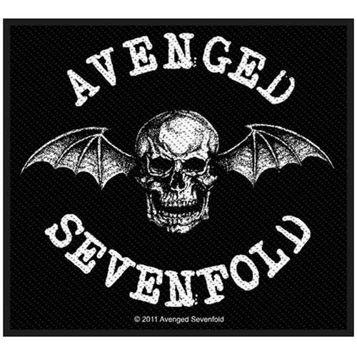 Buy Avenged Sevenfold (Death Bat) Standard Patch online at Loudshop.com