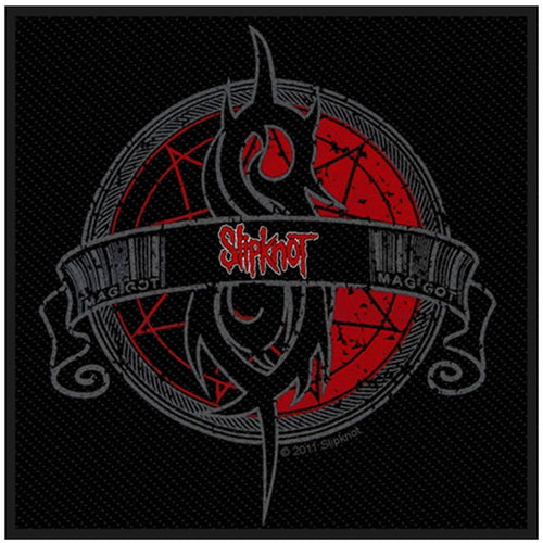Slipknot (Crest) Standard Patch