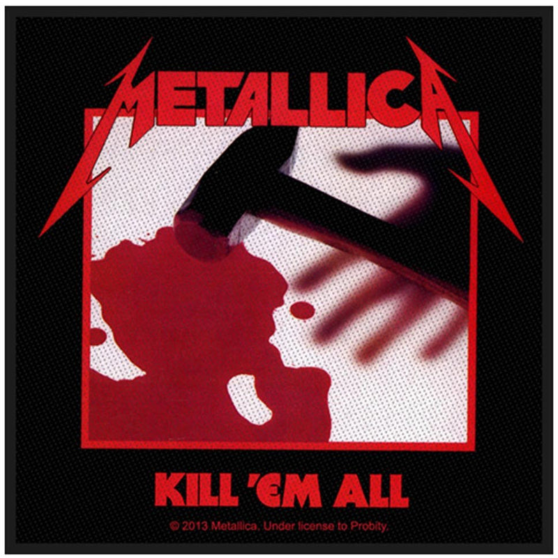 Metallica | Kill Em All Standard Patch