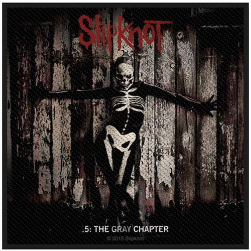 Slipknot (The Gray Chapter) Standard Patch