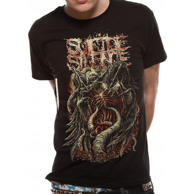 Buy Suicide Silence (Blasted) T-shirt online at Loudshop.com