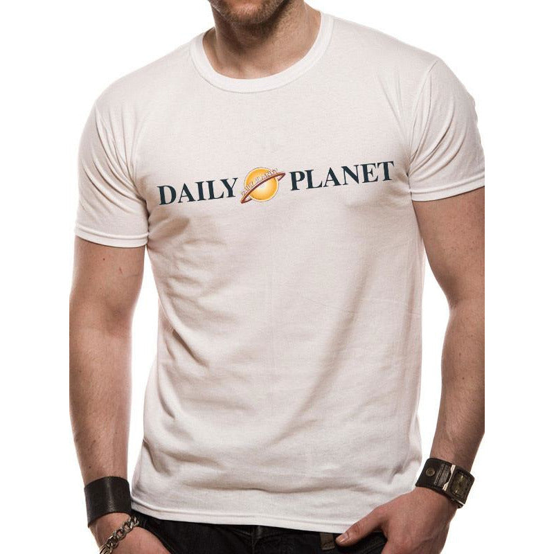 Buy Superman (Daily Planet) T-shirt online at Loudshop.com