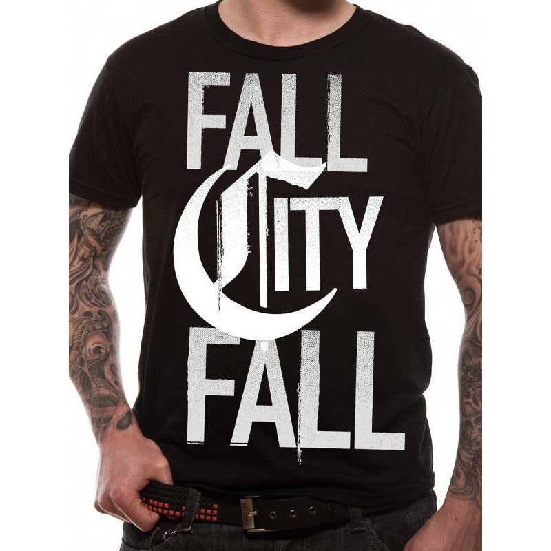 Buy Fall City Fall (Stand) T-shirt online at Loudshop.com