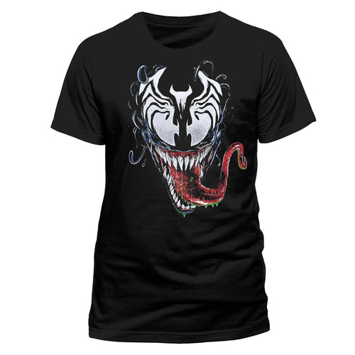 Venom | Stay Sharp Black T-shirt