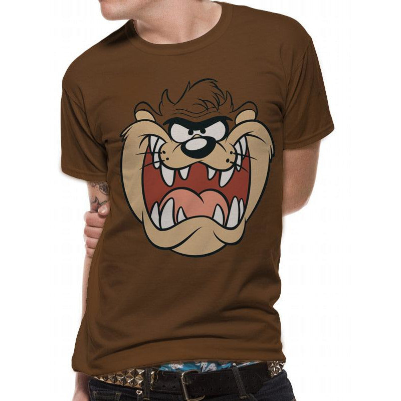 Looney Tunes - Taz Face T-shirt