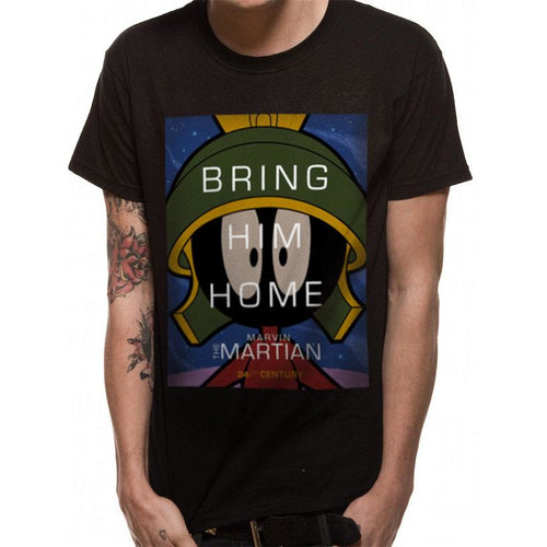 Looney Tunes The Martian T-shirt