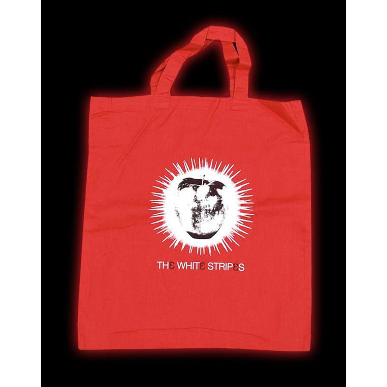 The White Stripes | Apple Tote Bag