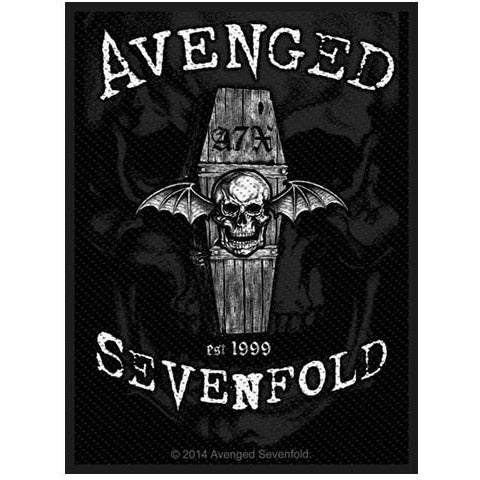 Buy Avenged Sevenfold (Overshadowed) Patch online at Loudshop.com