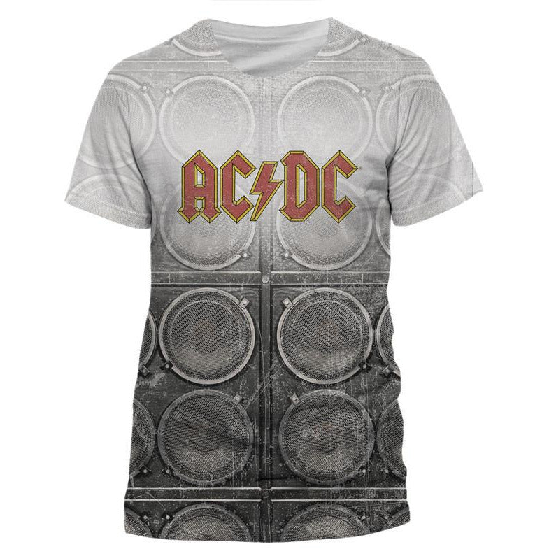 Buy AC/DC (Amp Stack) T-shirt online at Loudshop.com