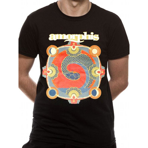 Buy Amorphis (Under The Red Cloud) T-shirt online at Loudshop.com