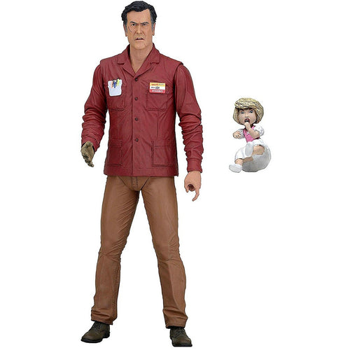 Ash vs Evil Dead | Ash William (Value Stop) Action Figure