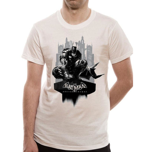 Buy Batman (Arkham Skyline) T-shirt online at Loudshop.com