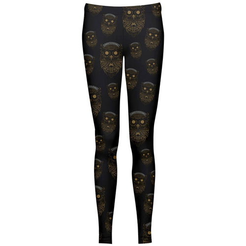 Buy Asking Alexandria (Owls) Leggings online at Loudshop.com