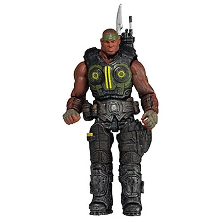 Gears Of War | Series 2 Augustus Cole 3.75 Inch Action Figure