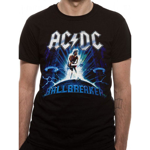Officially Licensed AC//DC H2H PHOTO Music T-Shirt S-XXL