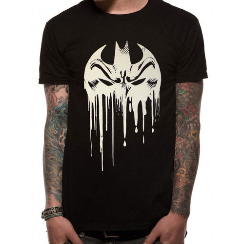 Buy Batman (Dripping Face) T-shirt online at Loudshop.com