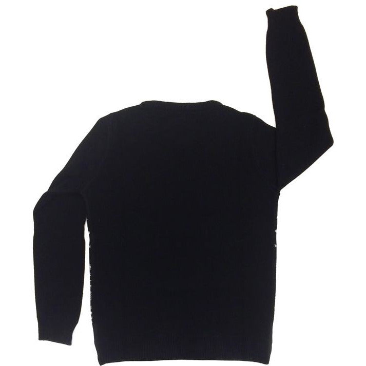 Buy Batman Logo Knitted Christmas Jumper at Loudshop.com for only ...
