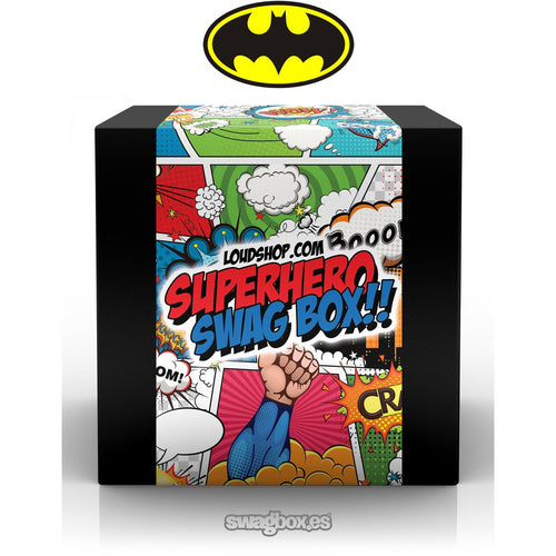 Batman | 3 T-Shirt Swagbox