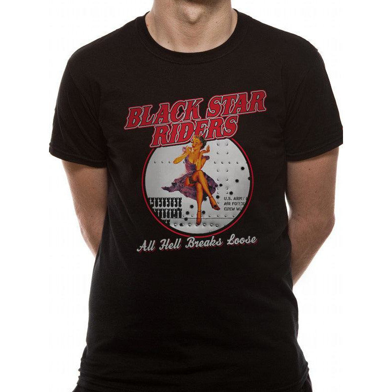 Black Star Riders - All Hell Breaks Loose T-shirt