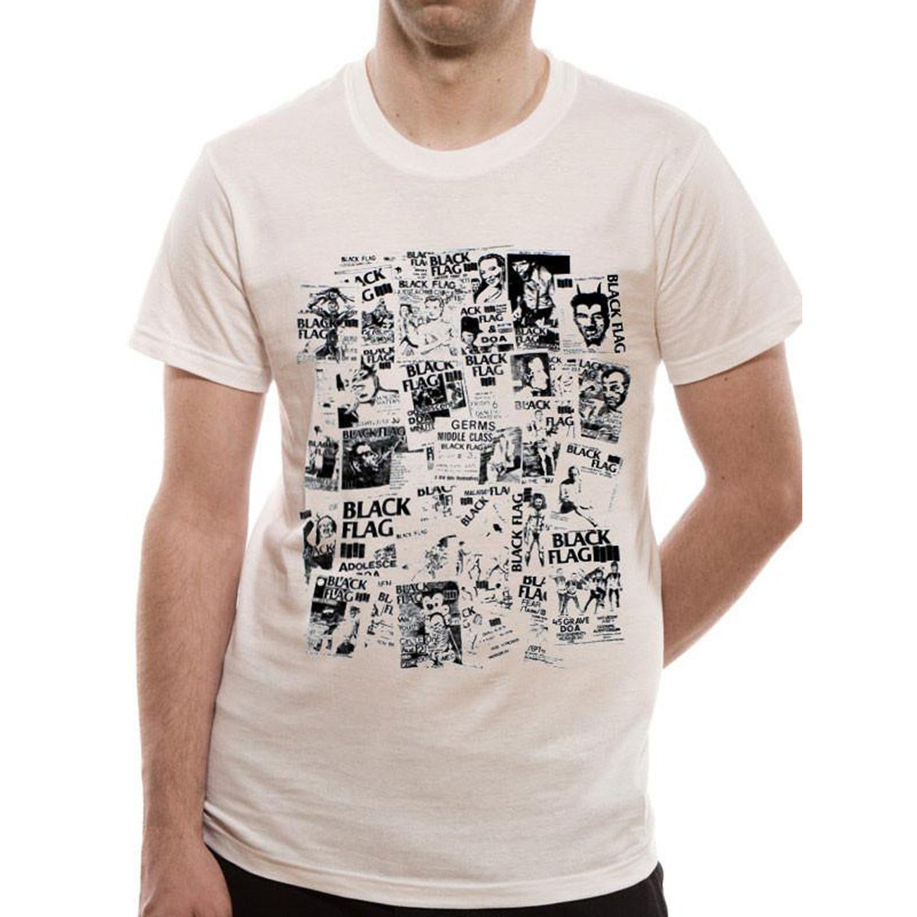 e560c64e0 Buy Black Flag - Flyers T-shirt at Loudshop.com for only £7.00